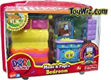 Dora's Talking House Furniture – Mama and Papi's Bedroom, Baby & Kids Zone