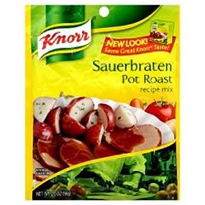 Knorr Mix seasoning Sauerbraten Potato Roasted, 2 oz