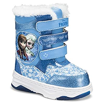 Amazon.com | Disney Frozen Elsa and Anna Toddler Girls
