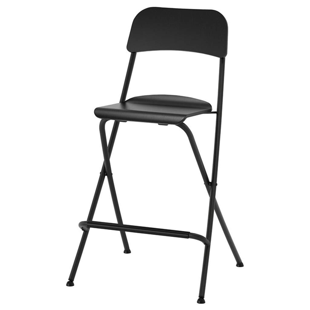 Strange Amazon Com Folding Bar Stool 25 Inch Simple Bar Chair Uwap Interior Chair Design Uwaporg
