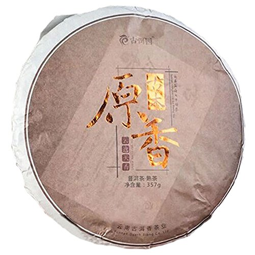 High Mountain Ancient Wood Original Fragrance Aged Tree Pu Erh 357g by Unknown