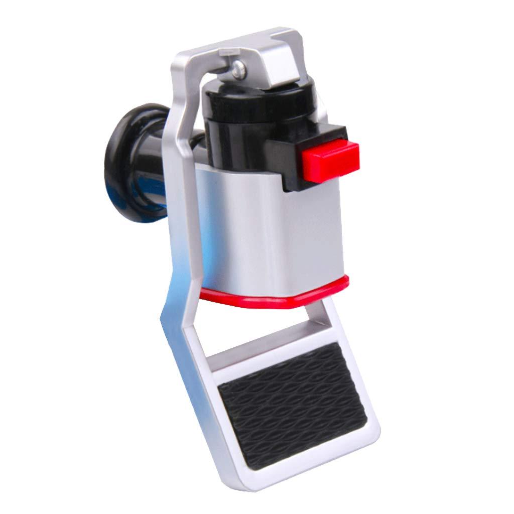 Homyl Grifo de M/áquina Dispensador de Agua Piezas de Equipo Industriales Ligero Negro 6
