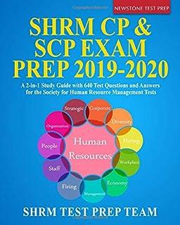 SHRM-CP Exam Secrets Study Guide: SHRM Test Review for the ...