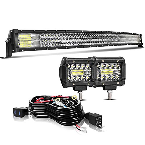 Ss 2020 Super Sport Compass - LED Light Bar AUSI 50