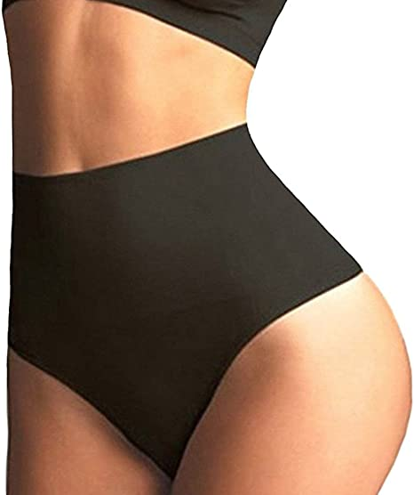 Brand New Slimming Body Shaper with Bum Lift Black Nude