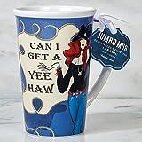 Certified International Jumbo Mugs - Everyday Can I Get A Yee Haw 22 oz.