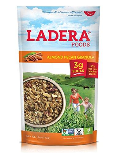 Ladera Foods Granola, Almond Pecan, 11 ()