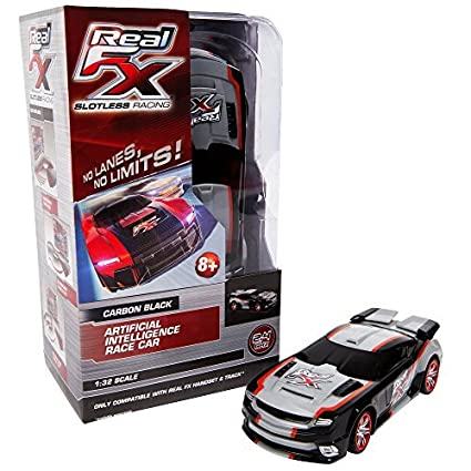 Amazon Com Real Fx Carbon Black Ai Car By Real Fx Racing Toys