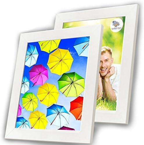 SpoiledHippo 8x10 Picture Frame White