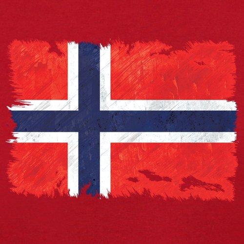 shirt Capuche Couleurs Norway Grunge Sweat 12 norvège Rouge Drapeau Dressdown À Unisexe Style x8aPwUYqU