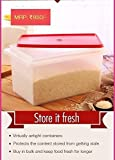 Tupperware Rice Keeper, 5Kg