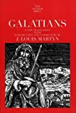 img - for Galatians (The Anchor Yale Bible Commentaries) Paperback December 23, 2004 book / textbook / text book