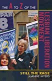 The A to Z of the Lesbian Liberation Movement, JoAnne Myers, 0810868113