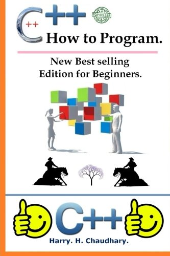 C++ How to Program :: New Best selling Edition for Beginners.