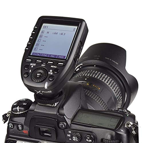 D'écran 4g Avec n Fil I 2 D5300 D4 Nikon Émetteur Grand X Godox Xpro Lcd Sans ttl D5 D5100 Pour Haute Format D70s D5000 D800 Système D60 Dslr Cameras D750 D7000 D7c0 Vitesse D7100 qX576q8n