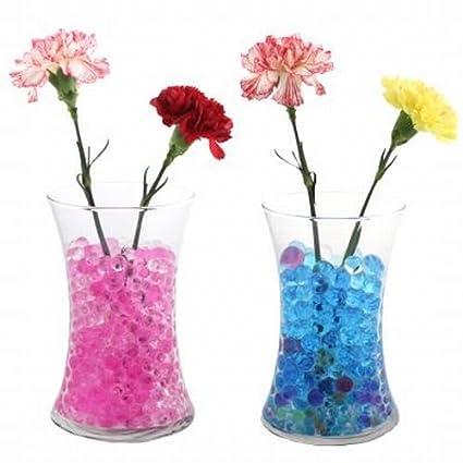 Amazon 4 Pks Floral Beads Vase Decoration Feed Flowers Plant
