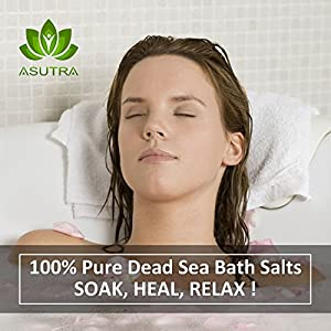 dead sea salt bath benefits