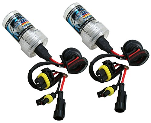 XenTec 9006 6000K HID Xenon Bulb (1 Pair, Ultra White color)