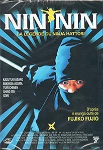 DVD Nin Nin La légende du Ninja Hattori: Amazon.es: Cine y ...