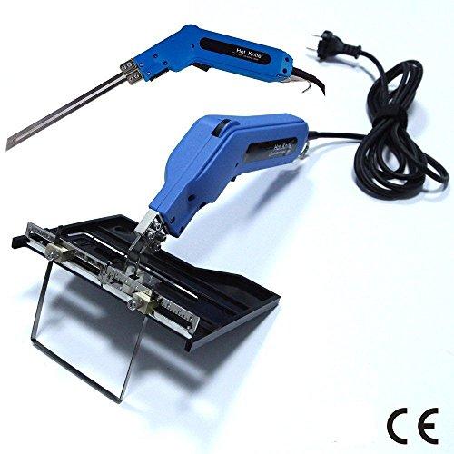 Hot Foam (Electric Knife Hot Knife Foam Cutter Foam sculpture hot knife cutter (Foam Cutter))
