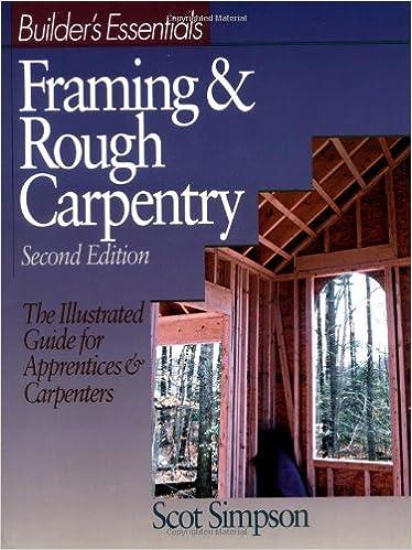 Builders Essentials: Framing & Rough Carpentry: Simpson, Scot: 9780876296172: Books - Amazon.ca