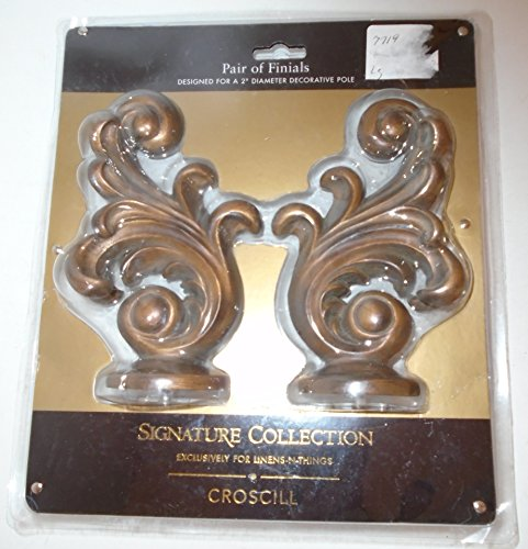 pair-of-croscill-acanthus-finials-signature-collection-of-linens-n-things