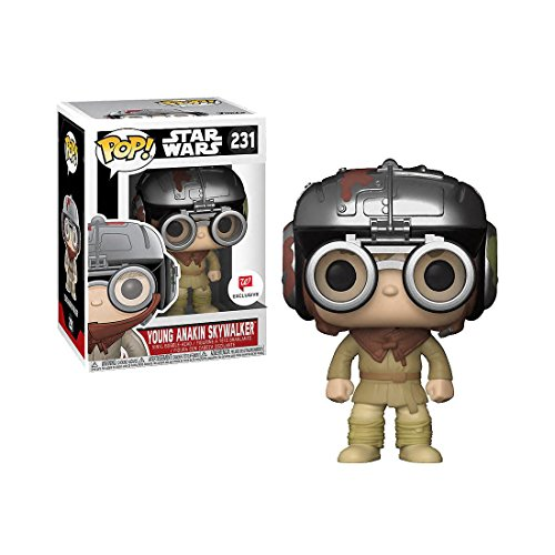Funko POP! Star Wars: Young Anakin Skywalker Exclusive (Young Anakin Skywalker)