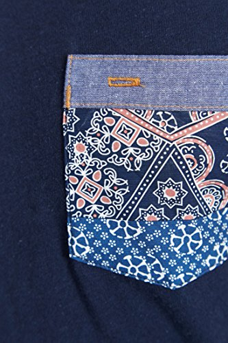Pepe Jeans Tee Shirt Mc Jeans Tee Shirt Pepe Cussonia Old Navy Marineblau