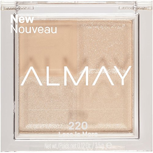 Almay Shadow Squad, Less is More, 1 count, eyeshadow palette