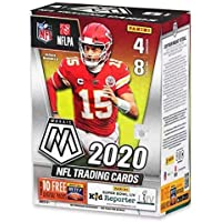 $49 » 2020 Panini Mosaic Football Factory Sealed 8 Pack Blaster Box - Football Wax Packs