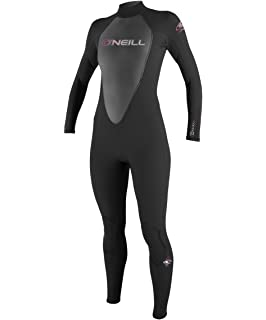 Amazon.com  O Neill Men s Reactor II 3 2mm Back Zip Full Wetsuit ... 04c54b6e1