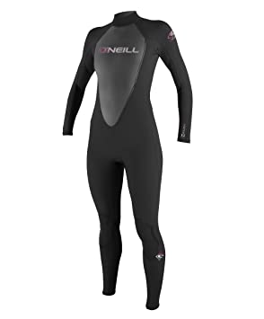 O Neill Wetsuits Reactor de Mujer 3/2 mm Traje Completo ...
