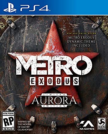 Metro Exodus: Aurora Limited Edition - PlayStation 4