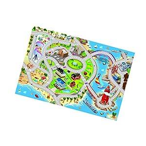 Wonder Kids yf1610015-1 Rug Road