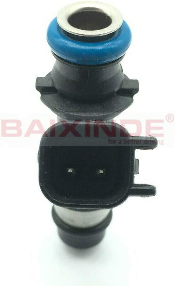 6 BAIXINDE Fuel Injector for Chevy Buick Pontiac 3.5L 12586557 12568155 17114422 2171606