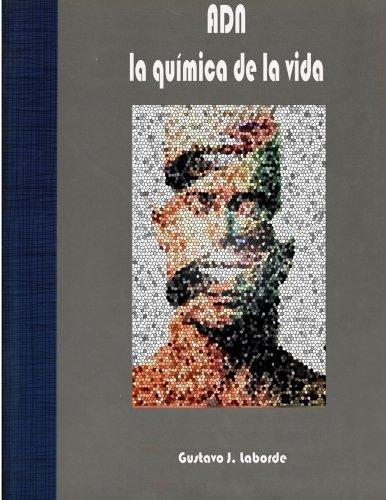 ADN, La Química de la Vida: Unidaad didáctica por competencias  (Spanish Edition)
