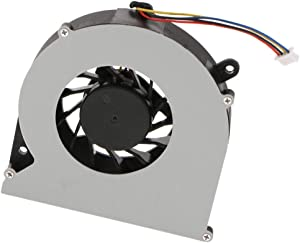 Fasmodel - New CPU Cooling Fan Fit 4Pin For HP Probook 4530S 4535S 4730S 6460B 6465b 8460P 646285-001 646284-00 Laptop DC 5V