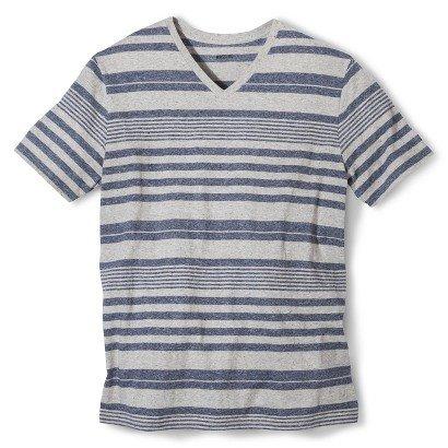 Mossimo Striped T-shirt - 2