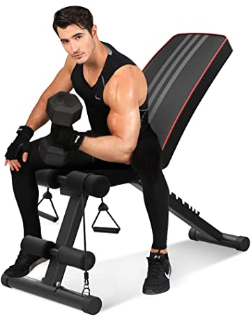 Viper Gym Bodybuilding Abs Exercise Equipment Abdominal Workout Sit Up Bench