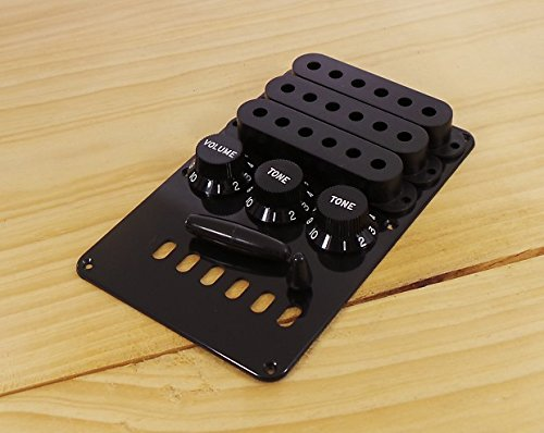 - Stratocaster Accessory Kit- Black