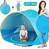 Best Beach Tents For Babies - Baby Beach Tent, Pop Up Portable Sun Shelter Review
