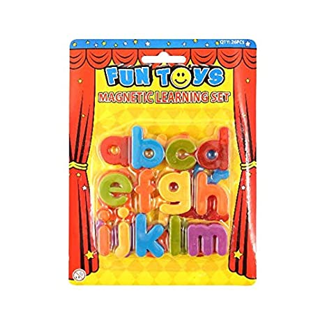 The Home Fusion Company Magnético Letras Infantil, para Niños ...
