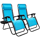 Best Zero Gravity Chairs - Devoko Patio Zero Gravity Chair Outdoor Free Folding Review