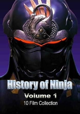Amazon.com: Ninja Collection-Volume 1: Yuen Biao, Various ...
