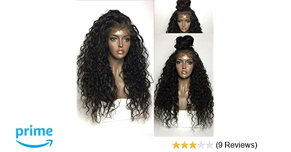 Brazilian Lace Front Human Hair Wigs with