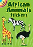 African Animals Stickers (Dover Little Activity Books Stickers)