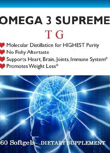 Omega Supreme TG Formulated absorption product image