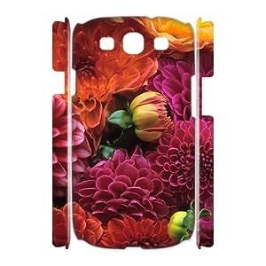 YAYADE Phone Case Of Chrysanthemum real flower For Samsung Galaxy S3 I9300