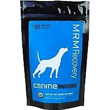 Canine Matrix MRM Recovery Mushroom Supplement 100g by Canine Matrix Supplements