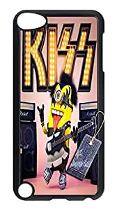 iPod touch5 phone case,Lovely Minions cases for iPod touch5,DIY case for iPod touch5 By PDDSN.